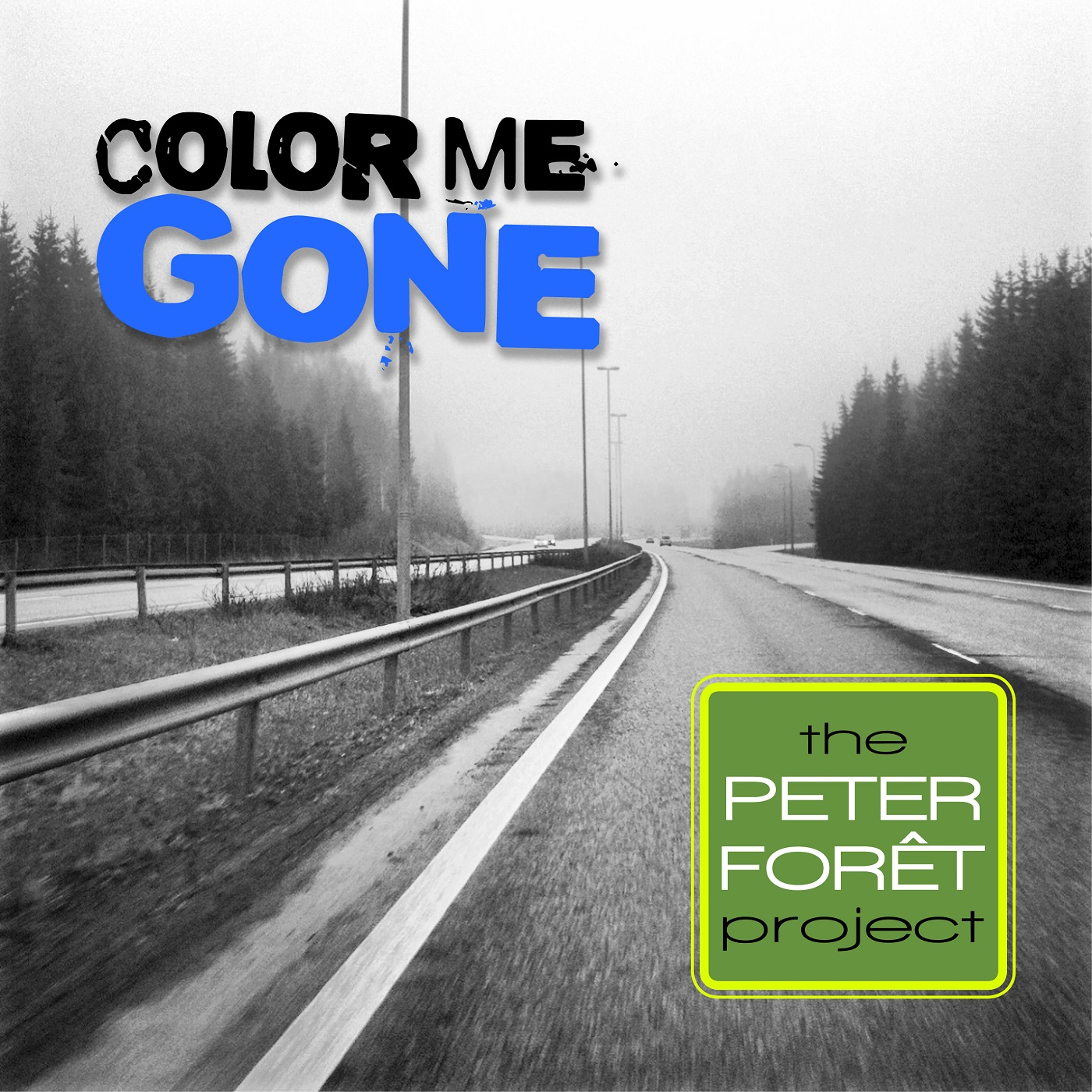 Color Me Gone lyrics and music by Peter Foret